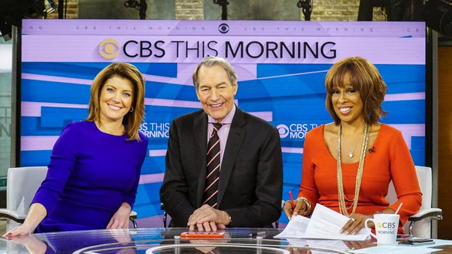 Gayle King talks Charlie Rose firing with Stephen Colbert