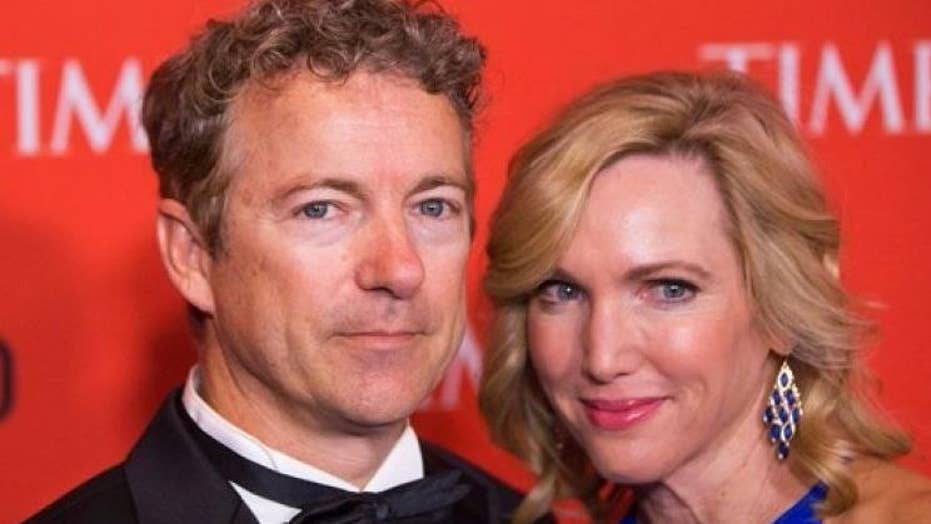 Sen. Rand Paul's wife speaks out about attack in op-ed