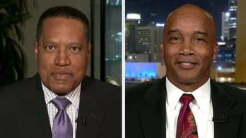 Larry Elder and Kevin Jackson react on 'Hannity' to scandals rocking the Democratic Party.