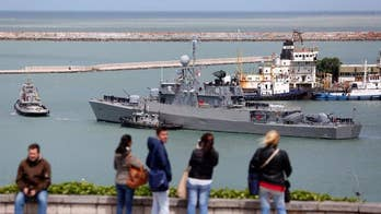 Argentine officials share update as the search continues for missing sailors.