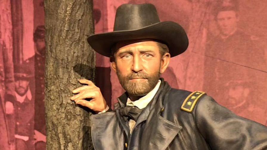 President Ulysses S. Grant, known for his staunch fight against the Confederate south during the Civil War, will be honored with a presidential library on the campus of Mississippi State University