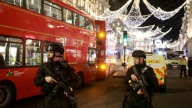 London transit authorities reopened the Oxford Circus tube station Friday following reports of gunfire.