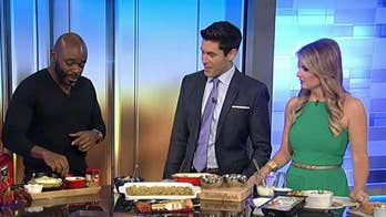 'Cooking in Boxers' author and chef Mark Bailey shares recipes.