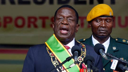 Zimbabwe leader warns 'heads will roll' after violent crackdown of protesters
