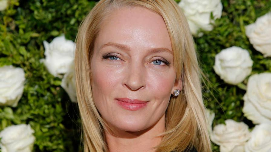 "Hollywood A-lister Uma Thurman takes aim at Harvey Weinstein and his ""wicked conspirators"" in an Instagram Thanksgiving post."
