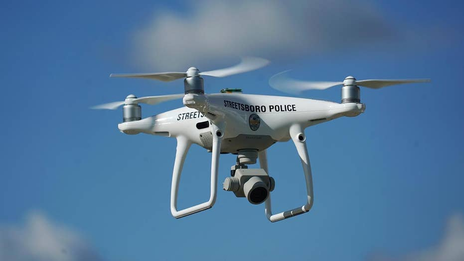 Drones becoming a dangerous nuisance for police