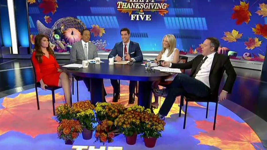 The Five' answer your questions this Thanksgiving | Fox News