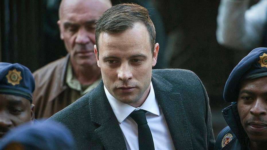Oscar Pistorius' prison sentence more than doubled