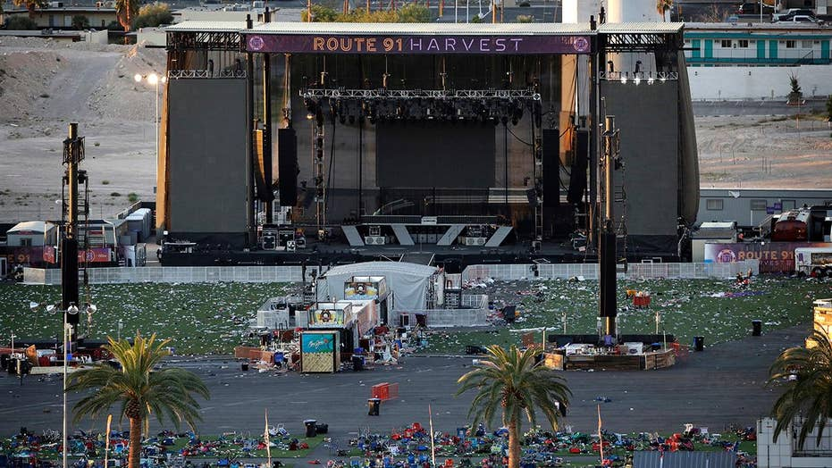 Investigators: Las Vegas gunman fired over 1,100 rounds