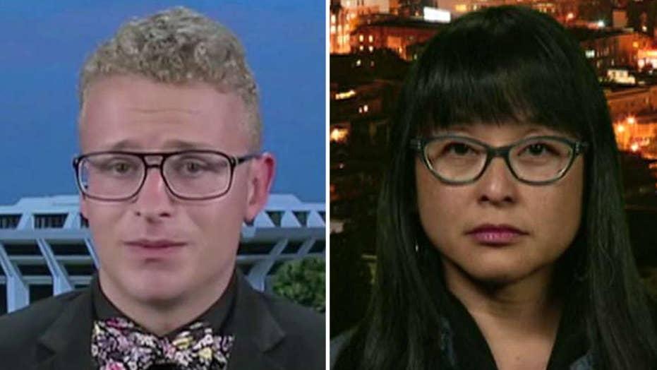 UC Berkeley student sues Antifa member over threats