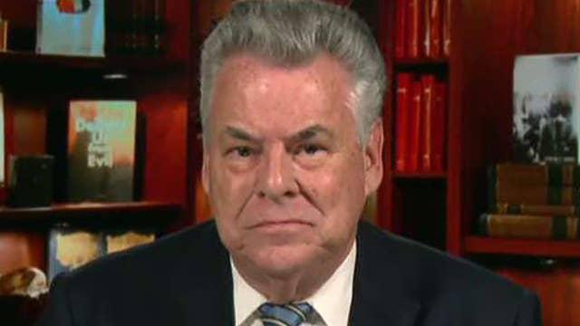 Rep. Peter King breaks down GOP disagreements on tax reform