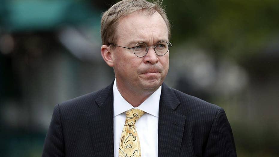 Trump names Mulvaney as interim director of CFPB
