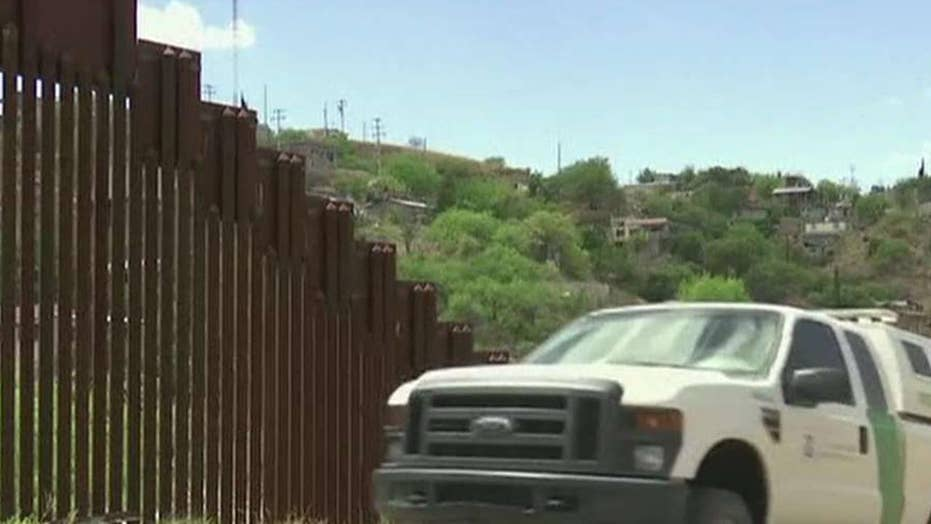 National Border Patrol Council VP on death of an agent