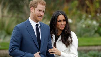 Royal wedding expected in the spring; Benjamin Hall reports.