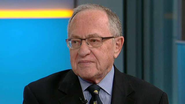 Dershowitz: Dems have to move center if they want to win