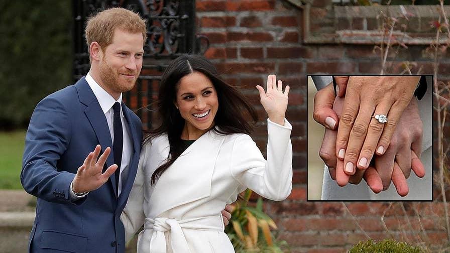 prince harry is engaged to meghan markle kensington