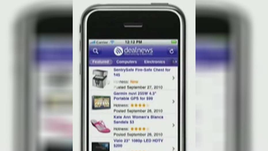 Apps to find the best Cyber Monday deals