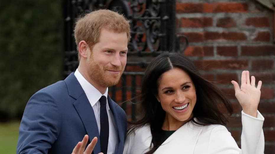 Prince Harry, Meghan Markle's engagement photo call