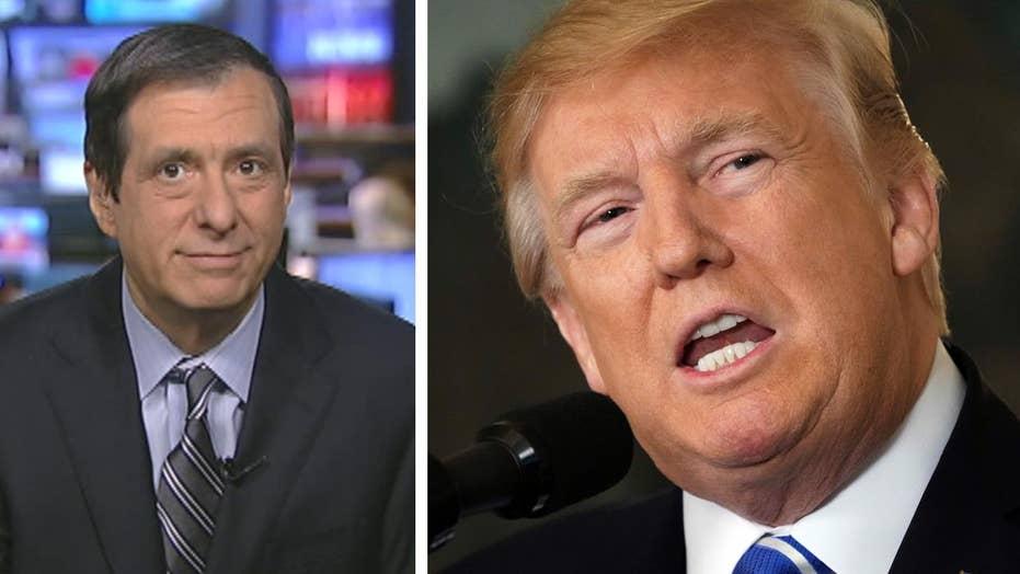 Kurtz: Why President Trump keeps pounding the press