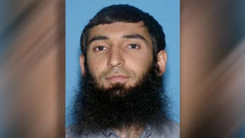 NYC terror suspect Sayfullo Saipov pleads not guilty in bike path attack