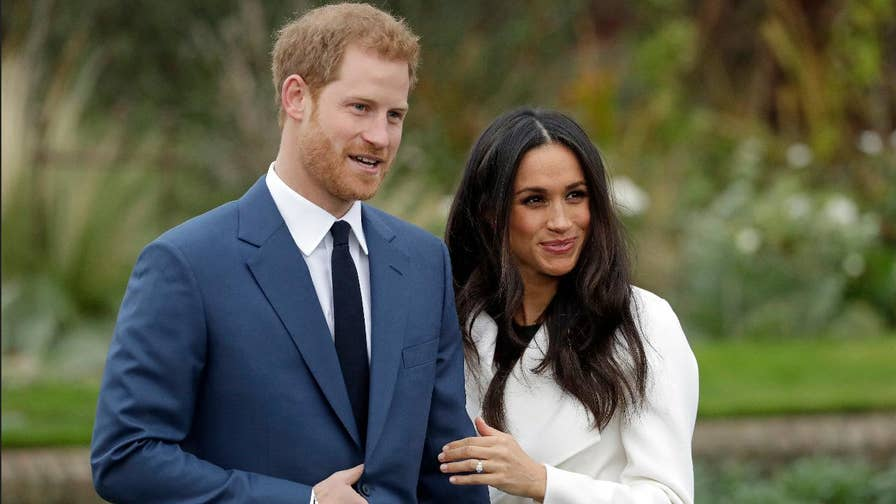 Prince Harry and Meghan Markle discuss their engagement and reveal details on where and how their engagement happened. Fox News' Benjamin Hall reports.