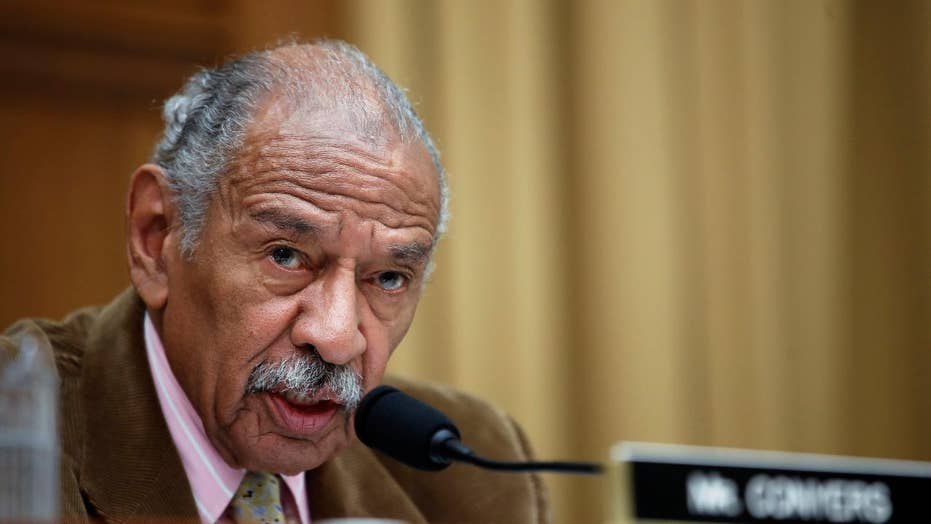 Pelosi says she believes Conyers accuser
