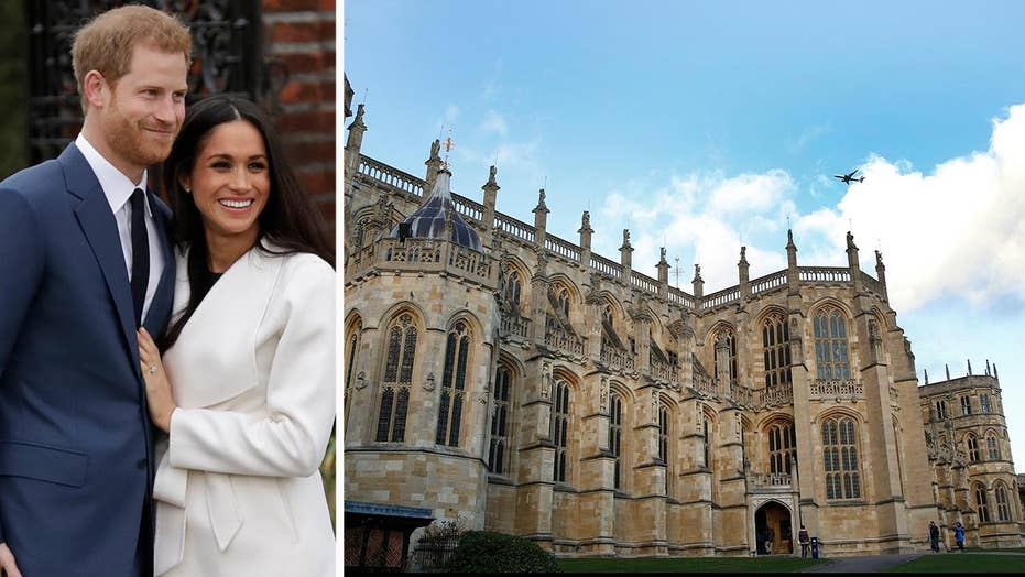 Prince Harry, Meghan Markle to wed at Windsor Castle in May