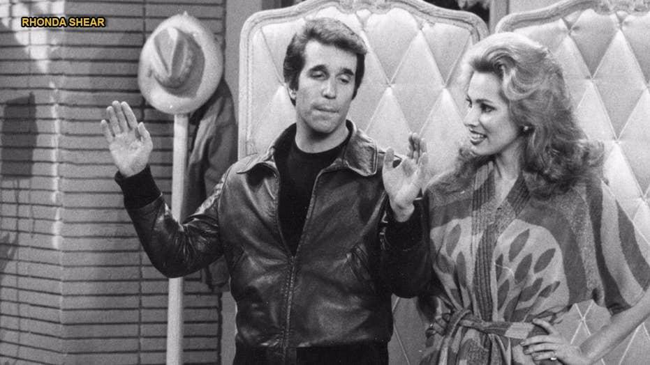 Rhonda Shear claims Henry Winkler hurt her sitcom career