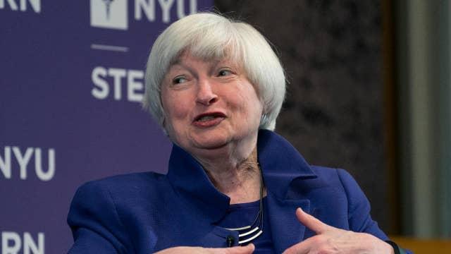 Yellen testifies before the Joint Economic Committee