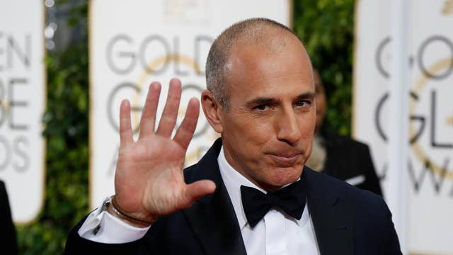 Matt Lauer fired from NBC News over sexual harassment allegation