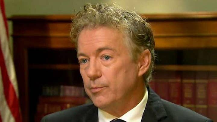 Sen. Rand Paul describes being violently attacked outside his home