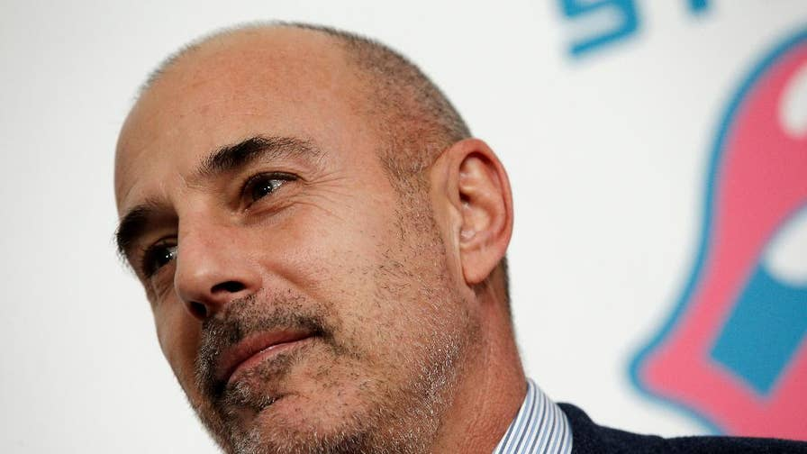 NBC 'Today Show' anchor Matt Lauer was fired after an employee reported inappropriate sexual behavior in the workplace. Stunned fans standing outside of NBC headquarters react to the news.