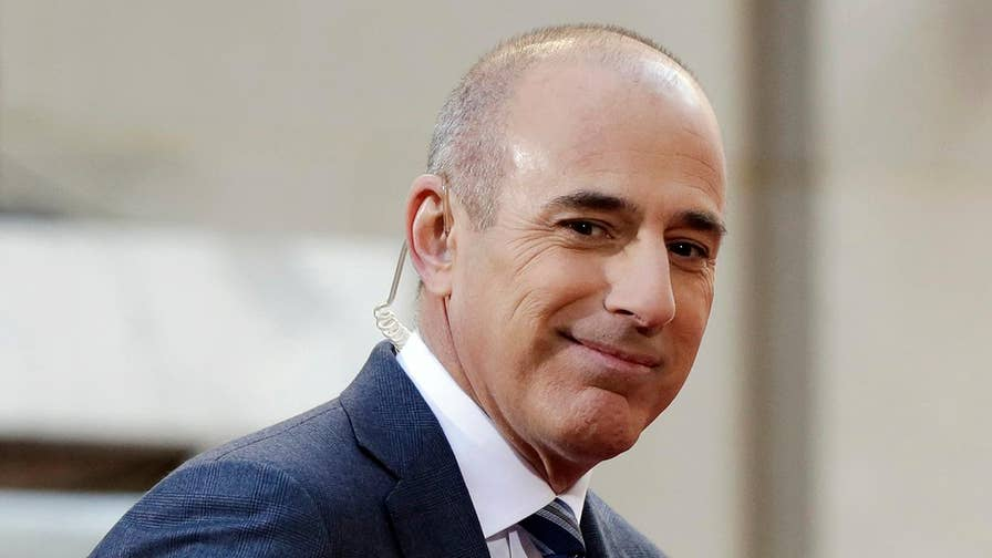 Lauer was a franchise player at NBC and, at roughly $25 million a year, the highest-paid anchor; reaction and analysis from Howard Kurtz, Fox News media analyst.