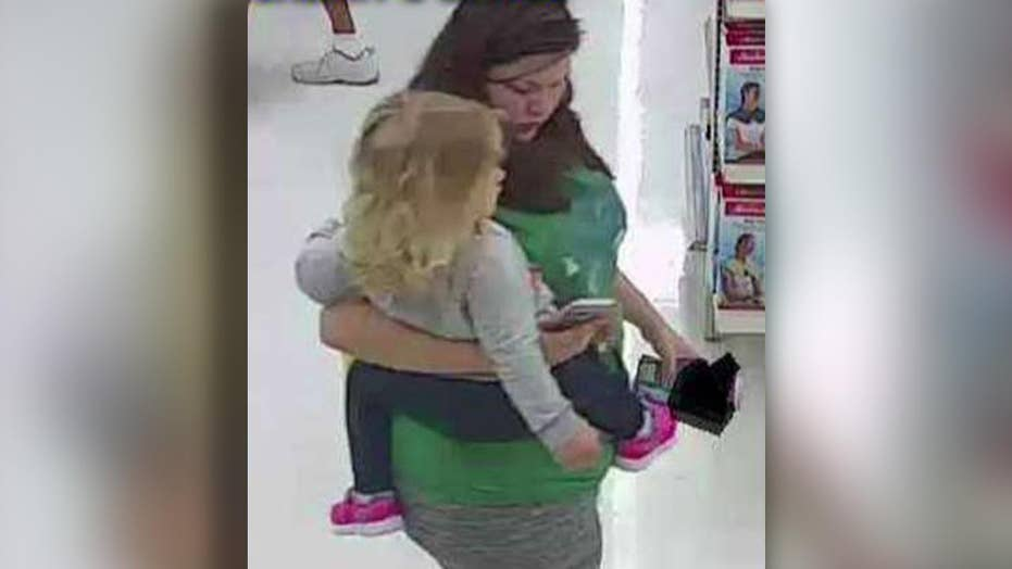 FBI image could be of missing 3-year-old girl