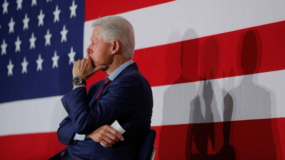 Bill Clinton's accusers speak out