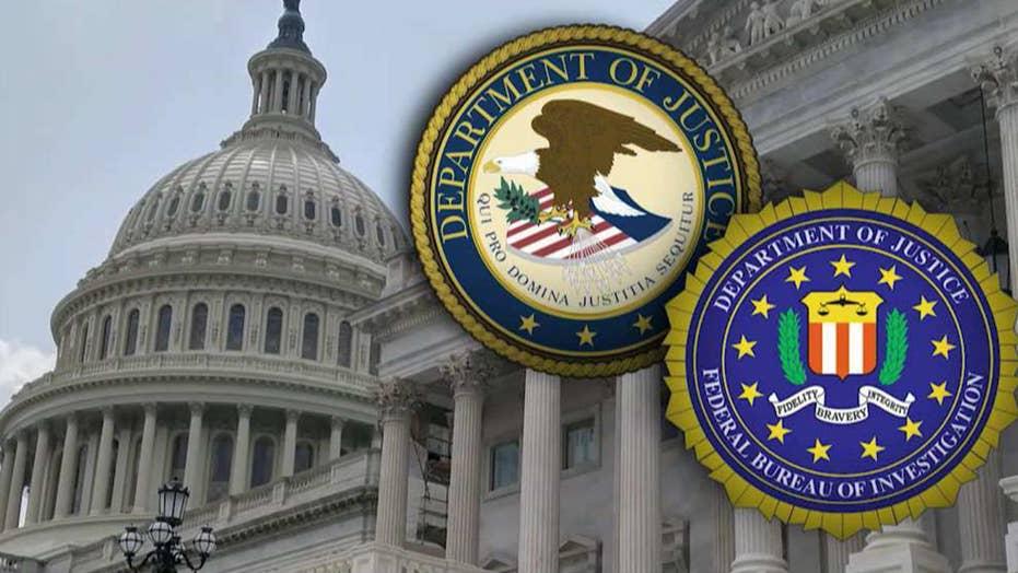 House investigators seek contempt citations against FBI, DOJ