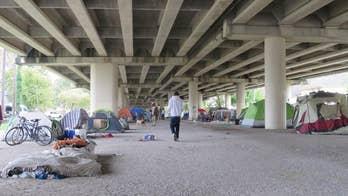 Liberals creating 'tent cities'