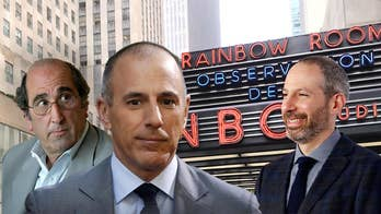 'Today' host Matt Lauer fired at NBC for 'inappropriate sexual behavior'; reaction and analysis on 'The Five.'