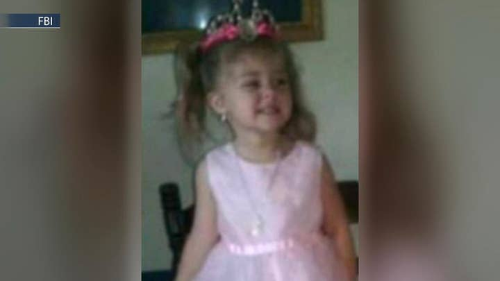 Search for missing North Carolina toddler intensifies