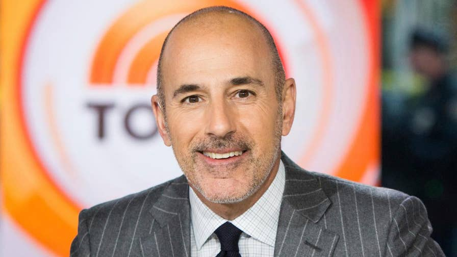 Fired 'Today' show host releases statement saying he's 'truly sorry.'