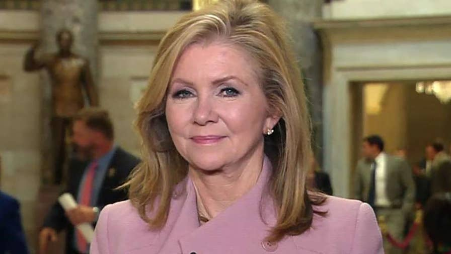 Rep. Marsha Blackburn is cosponsoring a bill aims to reveal lawmakers who paid off sexual harassment claims with taxpayer money.