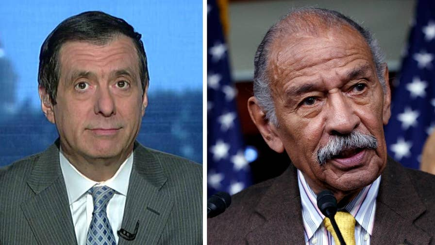 'MediaBuzz' host Howard Kurtz weighs in on Democratic Congressman John Conyers' accuser Marion Brown appearing on the 'Today' show.