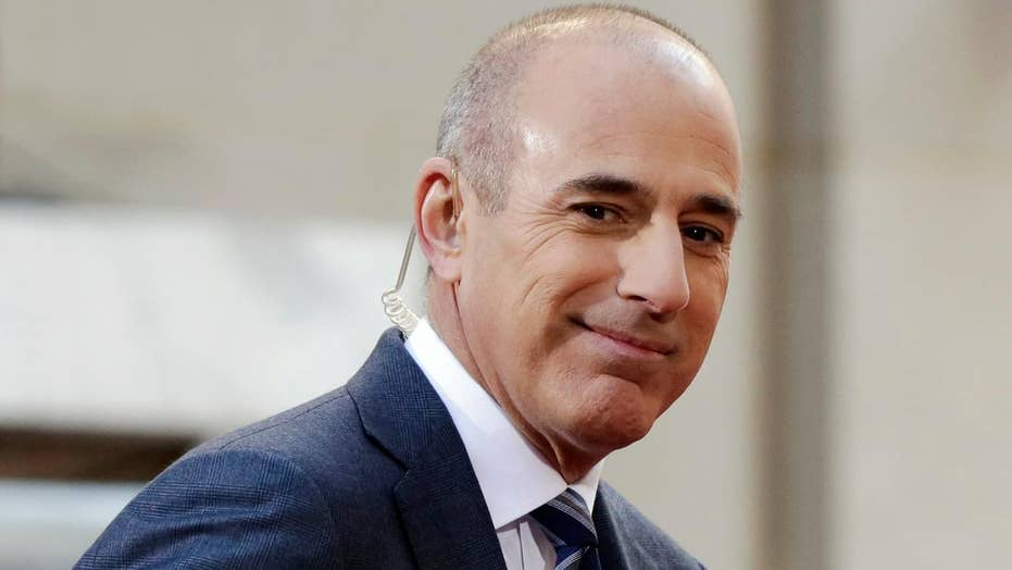 NBC says current management didn't know of Lauer misconduct