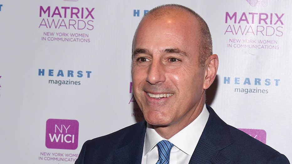 Number of Matt Lauer's alleged victims climbs to 8