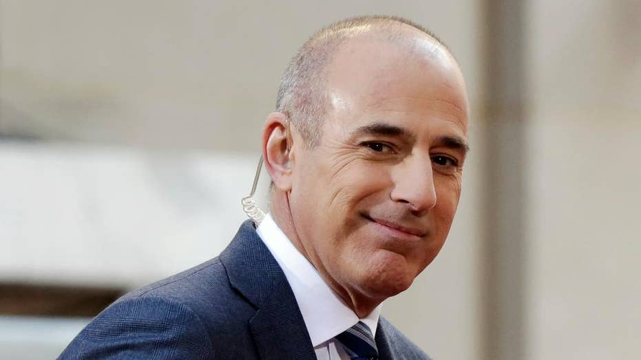 """Matt Lauer: Allegations mount against the fired """"Today"""" anchor"""