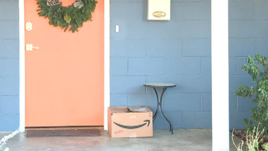 Tips to keep your packages safe from porch pirates