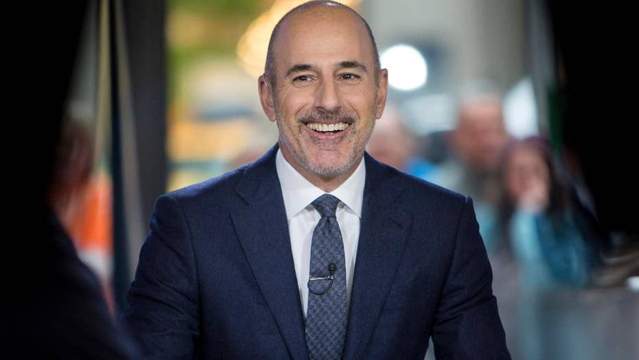 Are Matt Lauer and NBC in legal jeopardy?