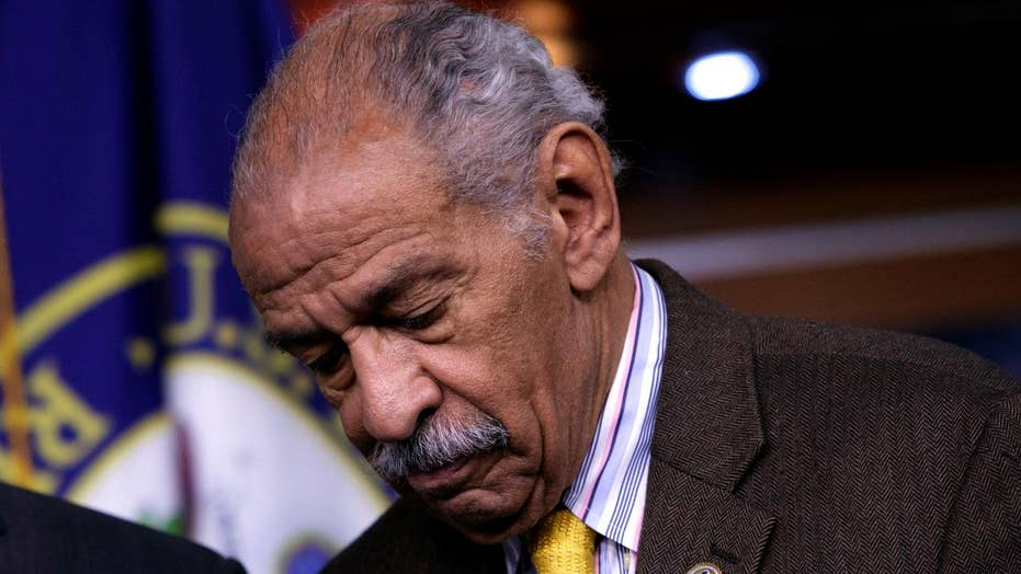 Democratic leaders turn on Conyers amid allegations