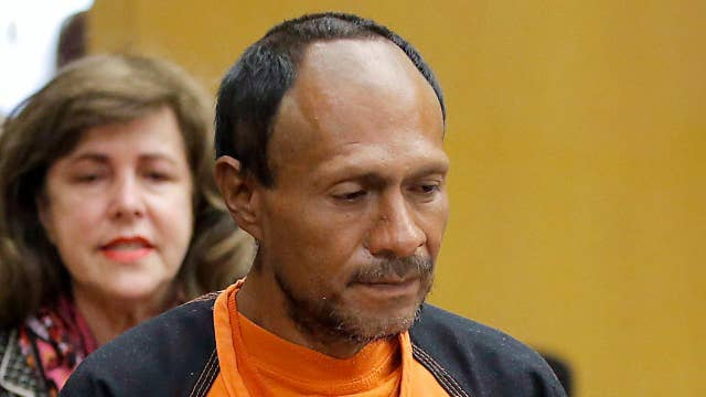 Illegal immigrant found not guilty of Kate Steinle murder