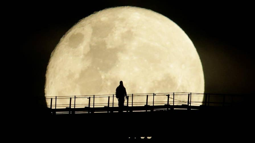 Supermoons happen once every 14 months and are 30% brighter than regular full moons. But what is the reason behind the celestial lunar event?